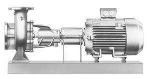 مدل NT پمپ سانتریفیوژ آلویلر allweiler